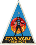 "Movie Posters:Science Fiction, Star Wars: A New Hope (20th Century Fox, 1977). Cloth Patch (3.75""X 5"").. ..."