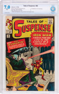 Silver Age (1956-1969):Superhero, Tales of Suspense #50 (Marvel, 1964) CBCS FN/VF 7.0 White pages....