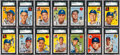Baseball Cards:Lots, 1954 Topps Baseball Mid To High Grade Shoe Box Collection (350+)....