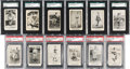 Baseball Cards:Sets, 1922 E121 American Caramel Near Set (116/120) Plus Five Variations. ...