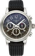 Timepieces:Wristwatch, Chopard Mille Miglia Chrono Classic MKII Stainless SteelChronograph. ...