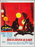 "Movie Posters:Academy Award Winners, In the Heat of the Night (United Artists, 1967). French Grande (47""X 63""). Academy Award Winners.. ..."
