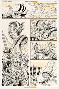 P. Craig Russell Doctor Strange Annual #1 Page 26 Original Art (Marvel, 1976)