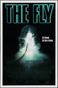 "The Fly & Others Lot (20th Century Fox, 1986). One Sheets (4) (27"" X 40"", 27"" X 41"") SS &..."