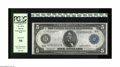 Large Size:Federal Reserve Notes, Fr. 874 $5 1914 Federal Reserve Note PCGS About New 50....