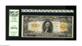 Large Size:Gold Certificates, Fr. 1187 $20 1922 Gold Certificate PCGS Very Fine 30PPQ. Here is a nice mid grade example of this desirable issue....