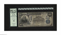 National Bank Notes:Kansas, Kansas City, KS - $10 1902 Plain Back Fr. 626 The Peoples NB Ch. # (W)9309. Cashier K.L. Browne would go on to become pr...