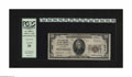 National Bank Notes:Kentucky, Lexington, KY - $20 1929 Ty. 2 The First & City NB Ch. # 906.This note is one of the few Type Twos on this bank that ac...