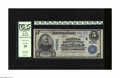 National Bank Notes:Pennsylvania, Tarentum, PA - $5 1902 Plain Back Fr. 607 The Peoples NB Ch. # (E)5351. This note is one of only 7 Large recorded in the...