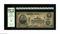 National Bank Notes:Virginia, Norfolk, VA - $5 1902 Plain Back Fr. 598 Norfolk NB Ch. # (S)3368.Dark black printed signatures grace this PCGS Very ...