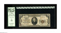 National Bank Notes:West Virginia, Charleston, WV - $20 1929 Ty. 1 The NB of Commerce Ch. # 13509.This bank was not chartered until December 1930. This no...