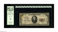 National Bank Notes:West Virginia, Grafton, WV - $20 1929 Ty. 1 The First NB Ch. # 2445. O. JayFleming and W.A. Beavers steered this bank through the Grea...