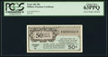 Military Payment Certificates:Series 461, Series 461 50¢ PCGS Choice New 63PPQ.. ...