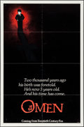 "Movie Posters:Horror, The Omen (20th Century Fox, 1976). One Sheets (2) (27"" X 41""). Advance and Style C. Horror.. ... (Total: 2 Items)"