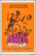 "Movie Posters:Comedy, Blazing Saddles (Warner Brothers, 1974). International One Sheet (27"" X 41""). Comedy.. ..."