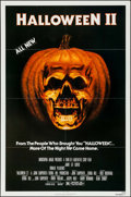 "Movie Posters:Horror, Halloween II (Universal, 1981). One Sheet (27"" X 41""). Horror.. ..."