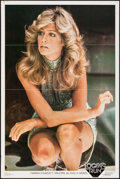 "Movie Posters:Science Fiction, Logan's Run (Dargis Associates, 1976). Farrah Fawcett-MajorsPersonality Poster (23"" X 35""). Science Fiction.. ..."