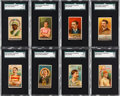 """Olympic Cards:General, 1888 N162 Goodwin """"Champions"""" Partial Set (28/50). ..."""