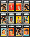 Baseball Cards:Lots, 1958 Topps Baseball Shoe Box Collection (1,500+ cards). ...