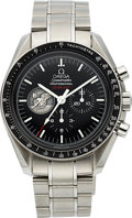 "Timepieces:Wristwatch, Omega Speedmaster Professional Moonwatch Apollo 11 ""40thAnniversary"" Limited Edition Gifted By Omega To Buzz Aldrin. ..."
