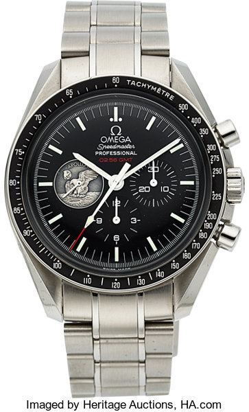 Omega Speedmaster Professional Moonwatch Apollo 11 40th Lot