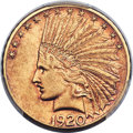 Indian Eagles, 1920-S $10 XF45 PCGS....