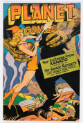Golden Age (1938-1955):Science Fiction, Planet Comics #45 (Fiction House, 1946) Condition: Apparent FN-....