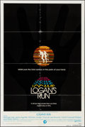 """Movie Posters:Science Fiction, Logan's Run (MGM, 1976). One Sheet (27"""" X 41"""") Advance. ScienceFiction.. ..."""