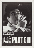 "Movie Posters:Crime, The Godfather Part II (Paramount, 1975). Italian 2 - Fogli (39"" X55.25""). Crime.. ..."