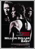 "Movie Posters:Sports, Million Dollar Baby (Warner Brothers, 2005). Italian 2 - Fogli (39.25"" X 55""). Sports.. ..."