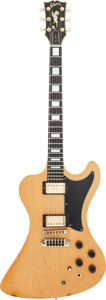 Musical Instruments:Electric Guitars, 1978 Gibson RD-Artist Natural Solid Body Electric Guitar, Serial #71288008....