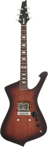 Musical Instruments:Electric Guitars, Circa 1978 Ibanez Iceman Sunburst Solid Body Electric Guitar,#1787922....