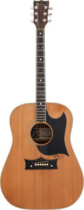 Musical Instruments:Acoustic Guitars, Circa 1970s Grammer G-30 Natural Acoustic Guitar, #7098....
