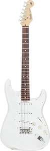 Musical Instruments:Electric Guitars, 1994 Fender Stratocaster Aluminum Solid Body Electric Guitar,Serial #N3161249....