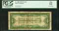 Error Notes:Inverted Reverses, Inverted Back Error Fr. 1606 $1 1934 Silver Certificate. PCGS Fine12.. ...