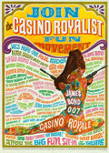 "Movie Posters:James Bond, Casino Royale (Columbia, 1967). Special Poster (16"" X 22.5"") RobertMcGinnis Artwork.. ..."