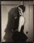 Photographs, Edward Steichen (American, 1879-1973). Gertrude Lawrence, 1929. Gelatin silver. 9-1/2 x 7-1/2 inches (24.1 x 19.1 cm). T...