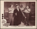 "Movie Posters:Comedy, The Three Stooges in Idiots Deluxe (Columbia, 1945). Lobby Card(11"" X 14"").. ..."