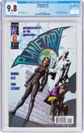 Modern Age (1980-Present):Superhero, Planetary #1 (DC/Wildstorm, 1999) CGC NM/MT 9.8 White pages....