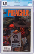 Modern Age (1980-Present):Horror, Preacher #2 (DC, 1995) CGC NM/MT 9.8 White pages....