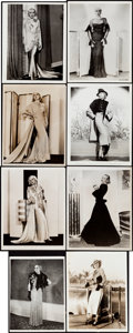 """Movie Posters:Miscellaneous, Carole Lombard Lot (Paramount, c.1931-1934). Photos (14) (7"""" X 9""""& 6"""" X 8"""").. ... (Total: 14 Items)"""