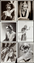 """Movie Posters:Miscellaneous, Carole Lombard Lot (Paramount & RKO, 1930-1940). Photos (12)(Approx. 8"""" X 10"""").. ... (Total: 12 Items)"""
