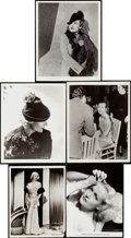 "Movie Posters:Miscellaneous, Carole Lombard Lot (c. 1931-1940) Photos (16) (Approx. 8"" X 10"")..... (Total: 16 Items)"