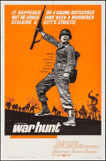 "Movie Posters:War, War Hunt & Other Lot (United Artists, 1962). One Sheet (27"" X41"") & Photos (8) (8"" X 10""). War.. ... (Total: 9 Items)"