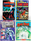 Memorabilia:Comic-Related, Overstreet Comic Book Price Guide Long Box Softcover Group of 22(Gemstone, 1979-2005) Condition: Average FN/VF....