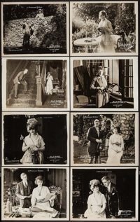 """Let's Get a Divorce (Paramount, 1918). Photos (8) (8"""" X 10""""). Comedy. ... (Total: 8 Items)"""
