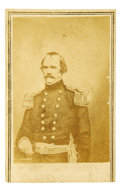 Photography:CDVs, Albert Sidney Johnston Carte de Visite...