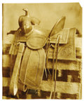 Photography:Official Photos, Hobby Harness Silver Print, Circa 1900s...