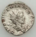 Ancients:Ancient Lots , Ancients: ANCIENT LOTS. Roman Imperial. Saloninus and Valerian II.Lot of two (2) AR antoniniani. About VF-VF.... (Total: 2 coins)