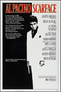 """Movie Posters:Crime, Scarface (Universal, 1983). One Sheet (27"""" X 41""""). Crime.. ..."""